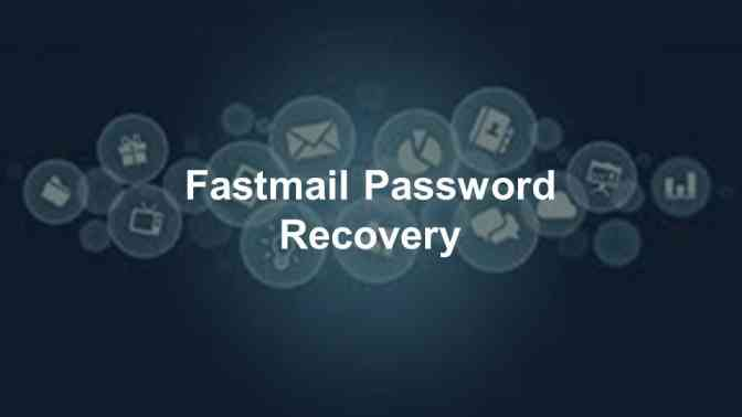 Recover-Fastmail-Password