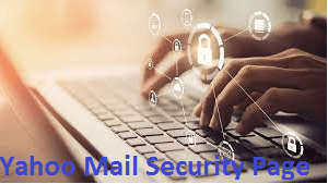 Yahoo-Mail-Account-Security-Page