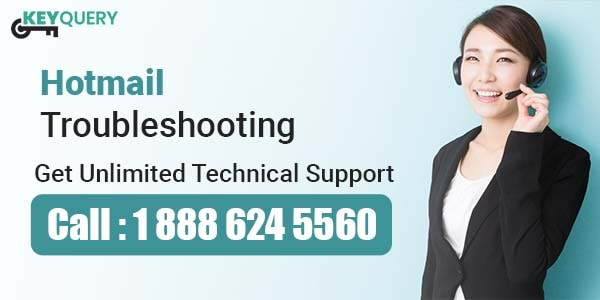Hotmail-Troubleshooting